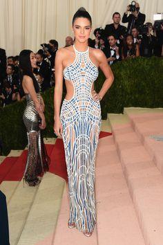 Kendall Jenner; Met Gala 2016