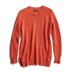 Stitch Fix Fall Stylist Picks: Pumpkin crewneck sweater