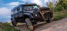 Armored Car, Bulletproof Car, Armored Vehicles & Trucks - INKAS�