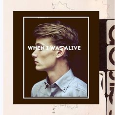 noah czerny | i was more when i was alive // trc