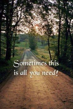 country back road . amazing how healing nature can be. how healing a change of scenery can be Way Of Life, The Life, Country Girls, Country Roads, Country Music, Country Walk, Country Charm, Vintage Country, Country Farmhouse