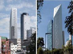 mexico city, torre reforma, LEED certification, LEED, LEED platinum, skyscraper, eco skyscraper, LBR&A Arquitectos, mexico, solar energy, ph...