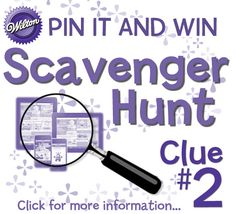Easy treat making is always at your fingertips with the Wilton iPad and iPhone app. Click here for Scavenger Hunt clue #2: http://www.wilton.com/contests/scavenger-hunt/index.cfm