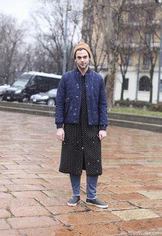 Street style: men's style