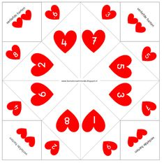 Miranda's lesmaterialen : Happertje verliefde harten Jobs For Teachers, Starting School, Math Stations, School Readiness, Preschool Worksheets, Primary School, Diy And Crafts, Homeschool, Valentines