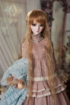 bjd 1/3 mori girl style western dress from Angell-Studio