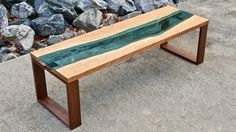 Live Edge River Coffee Table   How To Build - Woodworking