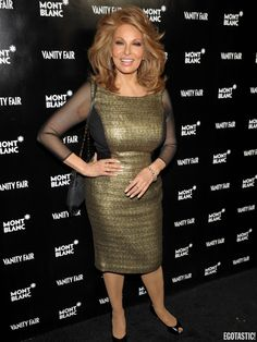Raquel Welch - still rockin' it At 71!!!!