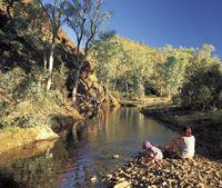 Flinders Ranges - Parachilna Gorge, Arkaroola, Wilpena Pound