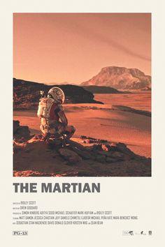 The Martian alternative poster