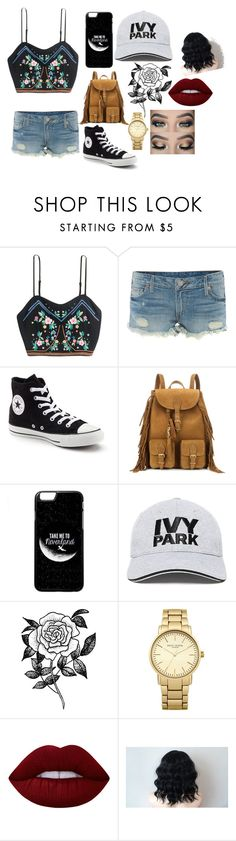 """""""❤️"""" by whysorude on Polyvore featuring mode, True Religion, Converse, Yves Saint Laurent, Ivy Park, Forever 21, Topshop et Lime Crime"""