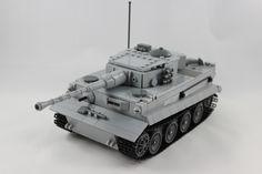 Tiger I Ausf. E | by JJbricks