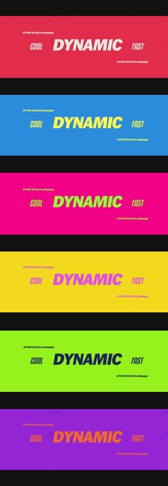 Colorful & Energetic Slideshow by xFxDesigns Brand Design, App Design, Aesthetic Fonts, Website Color Schemes, Fitness App, Graphic Design Trends, Personal Branding, Color Themes, Editorial Design