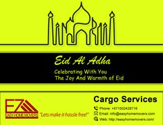 House Movers, Cargo Services, Free Email, Eid, Dubai, Let It Be, City Movers