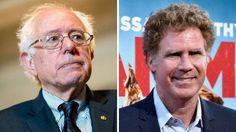 Will Ferrell, Red Hot Chili Peppers among 128 celebs endorsing Bernie Sanders: http://hill.cm/SVVk8JE