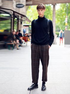 The best-dressed boys on the street