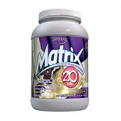 Matrix 2.0 bevat enorm hoge kwaliteit eiwitten die bijdragen tot de groei en instanthouding van de spiermassa en deze eiwitten ondersteunen snel herstel van de spieren na training! Om werkelijk de beste zijn, bevat Matrix alleen de beste intacte proteine zoals ultra gefiltreerde whey proteine, micellar caseine, volledige intacte ei-eiwitten en glutamine peptiden.