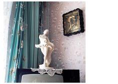 Ballerina & Icon by Olga Chagaoutdinova