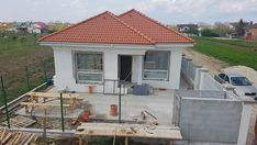 Casa pe parter in Corbeanca | CoArtCo Home Fashion, Patio, House Styles, Outdoor Decor, Home Decor, Sun, Houses, Homemade Home Decor, Yard