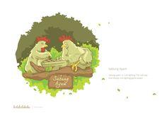 """Sabung Ayam"" by Evan Fernandez"