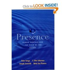 Presence - a book on how everything is connected and about the importance of being able to calm your mind. Truly interesting