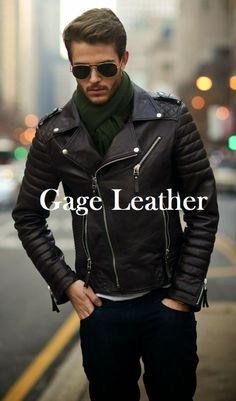 Jaket Kulit Asli Domba Kode Gage 50 Untuk Pemesanan Silahkan Hubungi www.gageleather.com #leatherjacket #gageleather