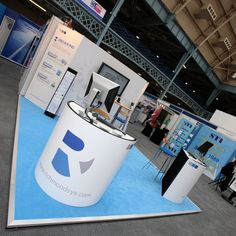 Richmond Systems 2008 Exhibition Stand