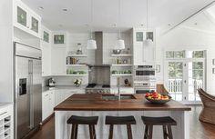Sullivan's Island Family Home Renovation - beach style - kitchen - charleston - Diament Builders