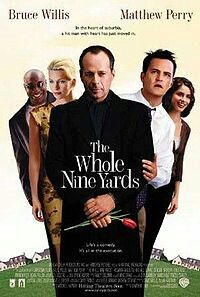 "Bruce Willis: ""the whole nine yards"" 2000..."