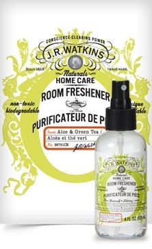 Use Watkins Room Rrshener to eliminate odors in every room of your home with a light mist of our essential oil room fresheners. Our natural formulas create a delightful, long-lasting ambiance. Each spray bottle contains more than 600 sprays!