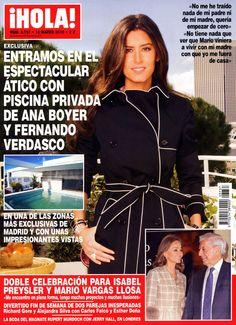 Exclusiva en ¡HOLA!, entramos en el espectacular ático con piscina privada de Ana Boyer y Fernando Verdasco