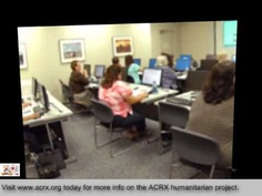 Van Nuys WorkSource Center Receive Tribute & Help by Charles Myrick of ACRX