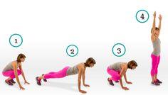 9 cele mai bune exercitii pentru slabit