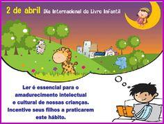Dia Internacional do Livro Infantil - Pesquisa Google