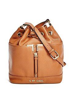 G by GUESS Women s Gia Bucket Bag Coin Bag fae601e448dff