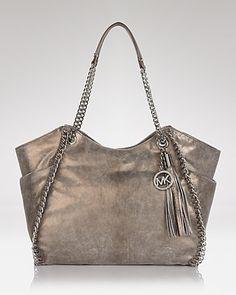 MICHAEL Michael Kors Tote - Chelsea Large Shoulder | Bloomingdales....love love this bag!