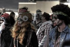 Hippie Zombies by e_monk, via Flickr