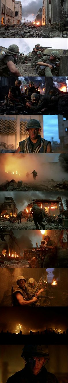 Full Metal Jacket(1987). Directed by Stanley Kubrick.