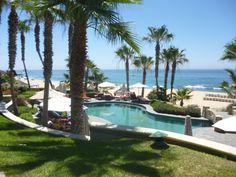 Ocean front views at Hacienda del Mar, Cabo San Lucas