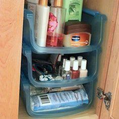 56 New Ideas Apartment Bathroom Organization Ideas Dollar Stores