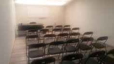Aula de formación interna para el personal de Desatascos Isurbide.