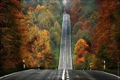 Beautiful Drive For Fall!