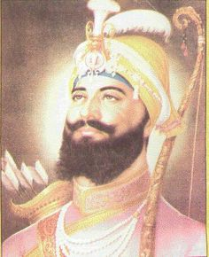 Dhan Dhan Sri Guru Gobind Singh Sahib Ji Sache Patshah