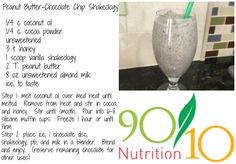 Peanut Butter Chocolate Chip Shakeology
