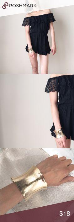 Spotted while shopping on Poshmark: Celebrity style Statement cuff! #poshmark #fashion #shopping #style #KC #Jewelry