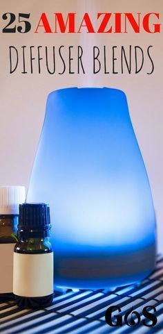 25 Diffuser Blend Recipes That Are Amazing For Essential Oils