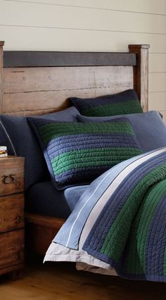 Rugby Bedding #teen boy #kids rooms