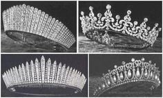 Tiaras of Queen Elizabeth ll