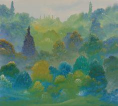 Original Landscape Painting by David Snider Impressionism Art, Impressionist, Oil On Canvas, Canvas Art, Berlin, Original Art, Original Paintings, Oil Painters, Medium Art