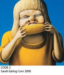 Sarah Eating Corn by Michael Smither for Sale - New Zealand Art Prints New Zealand Art, Nz Art, Art Education, Art Prints, Photography, Level 3, Image, Identity, Soup